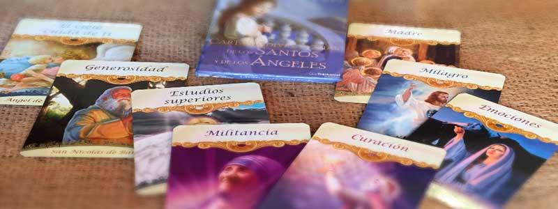 Cartas de los Santos y de los Ángeles