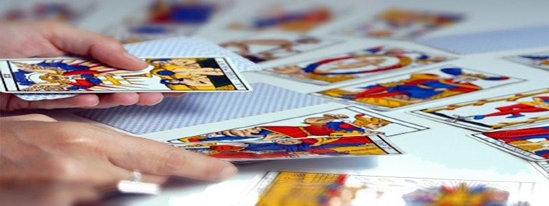 Las cartas del tarot de marsella